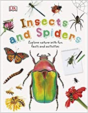 Insects And Spiders. Nature Explorers: Explore Nature with Fun Facts and Activities