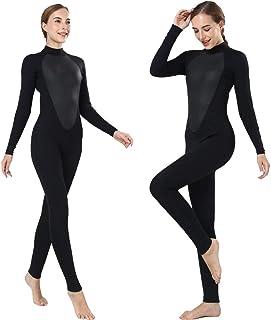 Realon Womens Wetsuit Full 3mm 2mm Neoprene Surfing Scuba Diving Snorkeling Swimming Suit