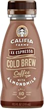 product image for Califia Farms Double Espresso Iced Coffee with Almond Milk, 10.5 Fluid Ounce -- 8 per case.
