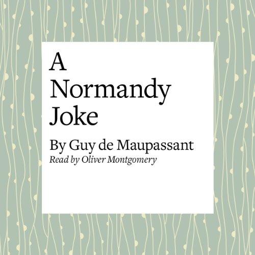 A Normandy Joke audiobook cover art