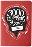 Piccadilly 3000 Questions About Me Journal | Self-Reflection & Personal Growth...