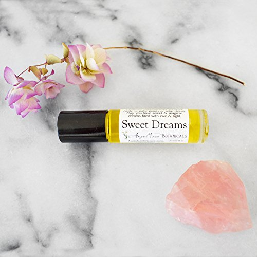 Angel Face Botanicals ARBrend Sweet Dreams Organic Roll-on Aromatherapie Schlafhilfe mit ätherischen Ölen