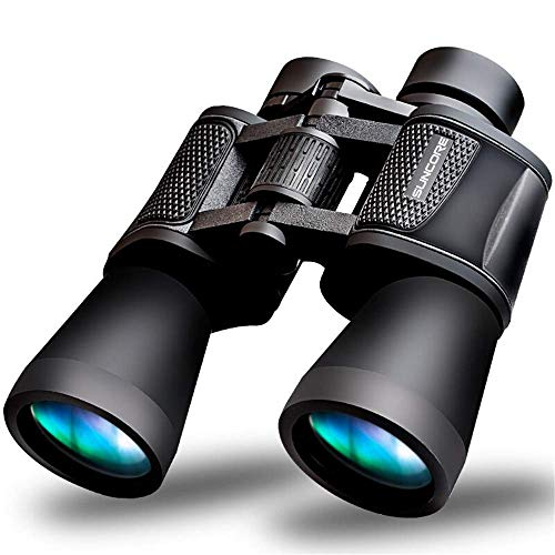 L&WB Télescope Jumelles 16X50 Compact Haute Résolution en HD pour L'observation des Oiseaux en Plein Air