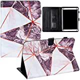 Nextbook Ares 8 Universal Case,Stylish Marble Premium PU Leather Flip Universal Size Case Kickstand Protective Cover for Nextbook Ares 8 8.0-Inch Tablet