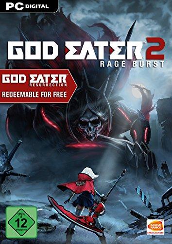 God Eater 2 Rage Burst [PC Code - Steam]