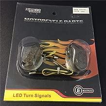 LED Turn Signal Light For Kawasaki Zx6R Zx7R Zx9R Zx10R Zx12R Zzr600 Smoke