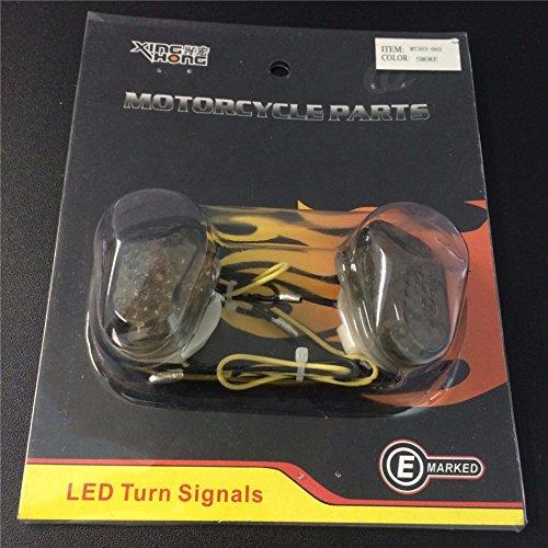 kawasaki zx6r led lights - 9