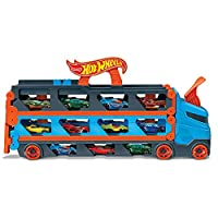 Hot Wheels GVG37 - 2-in-1
