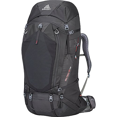 Gregory Mountain Products Men's Baltoro 95 Pro Backpacking Pack , Volcanic Black, Medium
