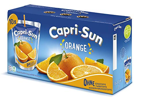 Capri-Sun Orange, 4 x 10 x 200 ml