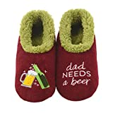 Snoozies Mens Pairable Slippers | Comfortable Slippers for Men |...