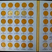 Imachine Complete Lincoln Wheat Penny Cent Collection Album 1941 - 1958 P D S Set