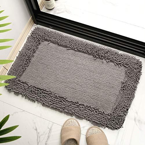 Sale!! Bath mats antiscivolo Absorbent Floor Mat Carpet Rug for Bathroom Entry mat Floor Bedroom Kit...