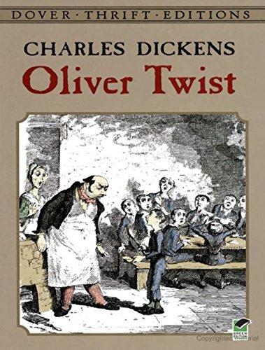 oliver twist course work