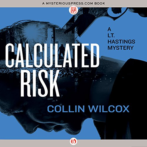 Calculated Risk audiobook cover art