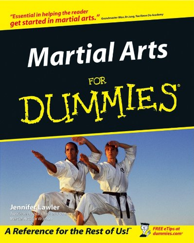 Martial Arts For Dummies (English Edition)