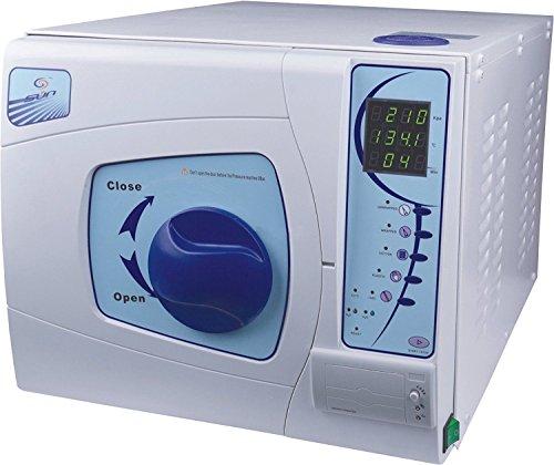 LEVIN dentali nuovo CE 23L autoclave sterilizzatore vuoto vapore stampa di dati per attrezzature di laboratorio con trasporto veloce