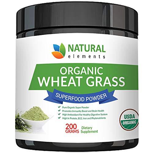 organic kamut blend wheatgrass - 9