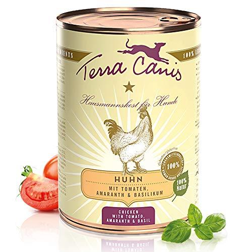 Terra Canis Classic - Lot de 12 boîtes de pâtée - 12 x 400 g