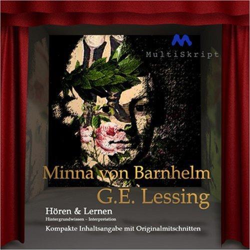 Minna von Barnhelm (Hören & Lernen) Titelbild