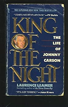 Paperback King of the Night : The Life of Johnny Carson Book