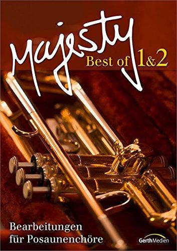 Best of Majesty 1 & 2 - Bläserpartitur