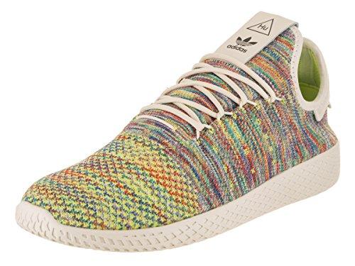 adidas Men's Pharrell Williams x Tennis HU PK Multicolor CQ2631 (Size: 8)