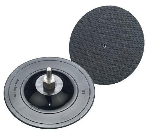 Connex COM192123 Klett-Teller 125 mm Schaft 8 mm