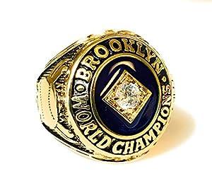 Finding Nostalgia 1955 Brooklyn Dodgers Replica World Series Ring
