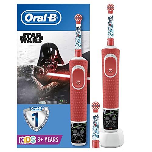 spazzolino elettrico 2 anni Oral-B Kids Spazzolino Elettrico Ricaricabile
