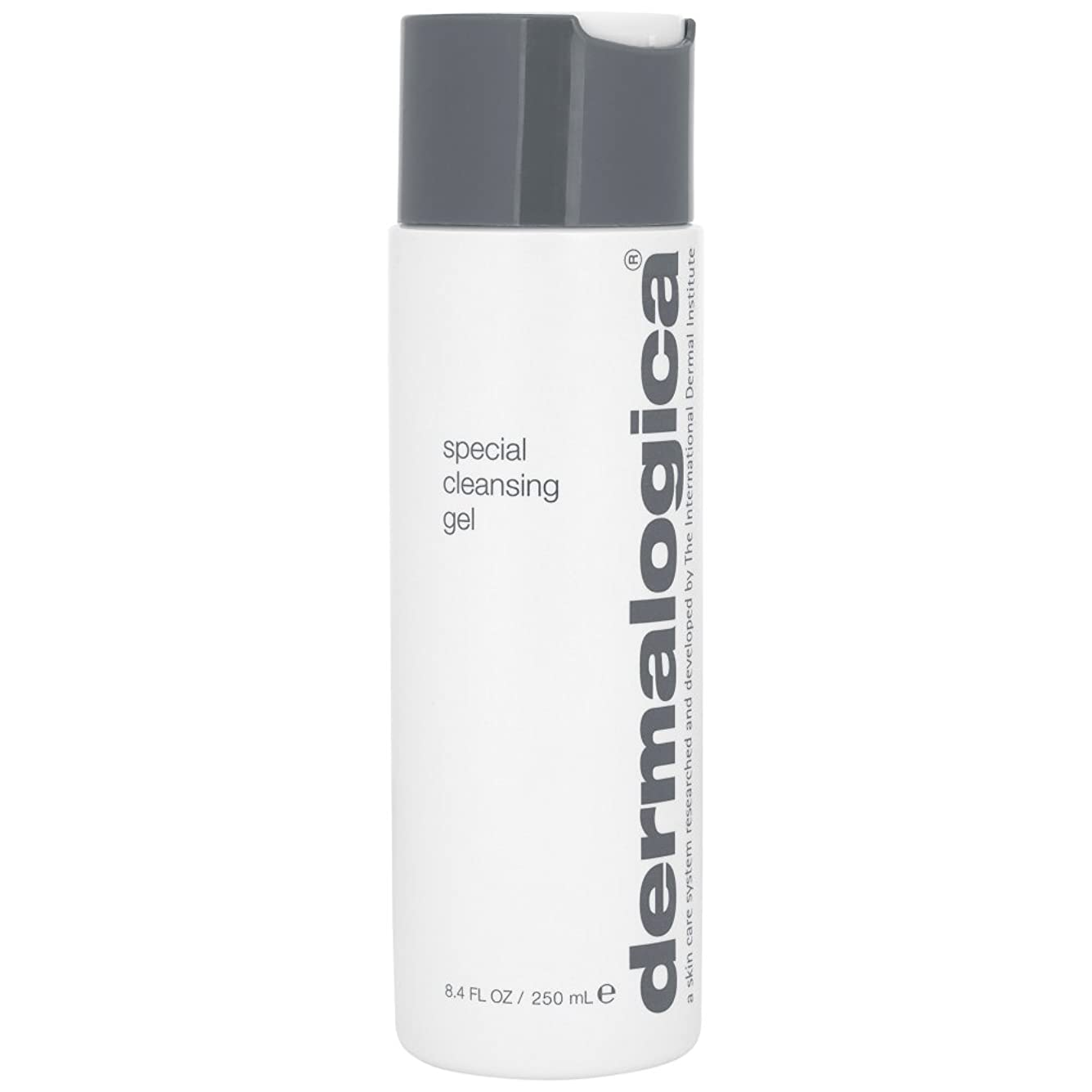 クルー乳白色生き物ダーマロジカ特別なクレンジングゲル250ミリリットル (Dermalogica) (x2) - Dermalogica Special Cleansing Gel 250ml (Pack of 2) [並行輸入品]