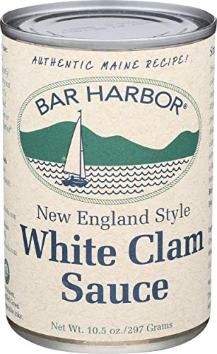 BAR HARBOR White Clam Sauce, 10.5 OZ