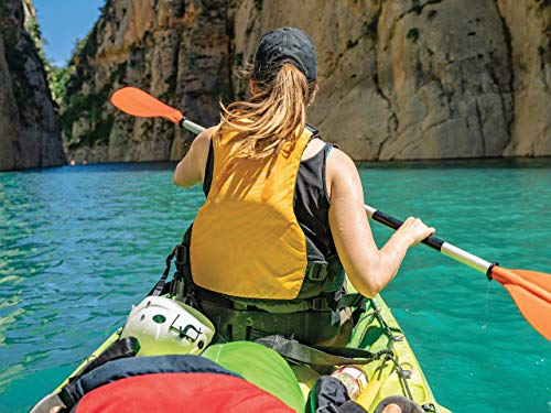 Canoe or Sea-Kayak Camping
