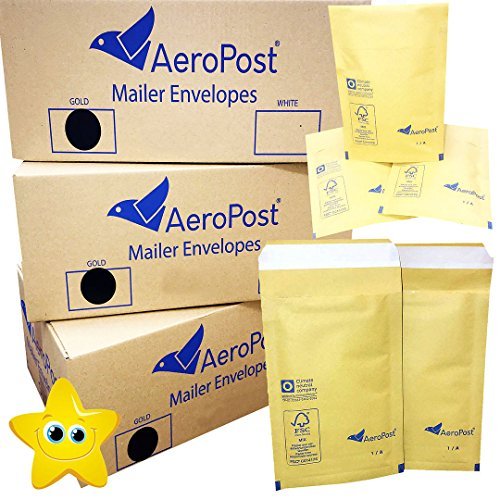 STAR SUPPLIES® Aeropost Gold Pad...