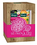Kneipp Geschenkpackung Sei Frech und Frei Duschen-Set, 2 x 200 ml