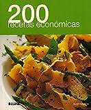 Blume M126119 - Libro cocina 200 recetas economicas n9549
