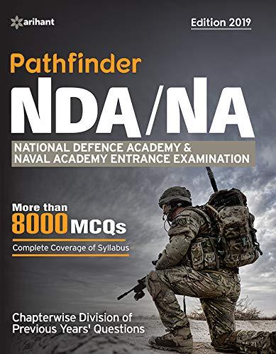 Pathfinder NDA/NA National Defence Academy & Naval Academy Entrance Examination 2019