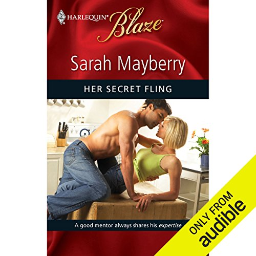 Her Secret Fling  audiobook cover art