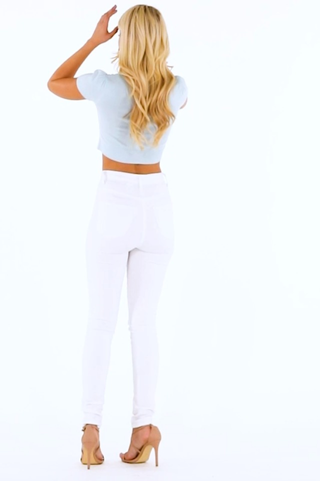 YEMAK Women's Cropped Bolero Cardigan – Short Sleeve V-Neck Basic Classic Casual Button Down Knit Soft Sweater Top (S-4XL)
