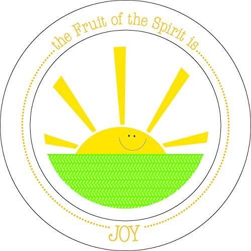 Plate: Joy