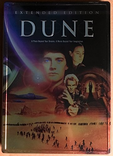 Dune (Extended Edition Steelbook)
