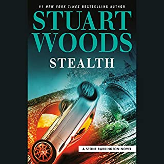 Stealth audiobook cover art