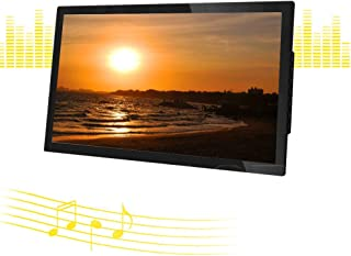 Digital Photo Frames 24-inch, Digital Picture Frame, Wall-Mounted Advertising Player, Support 1080p high-Definition LED Di...