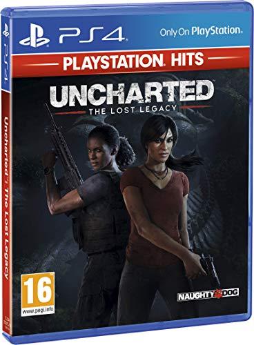 Uncharted: The Lost Legacy PlayStation Hits - PlayStation 4 [Importación inglesa]