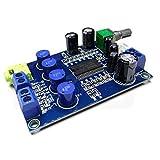 """1、メインチップ:YDA138;電圧範囲が広い:DC9-14V 動作可能、チップは、アンプ機能付属 2、パワーはより大きい。4Ωで20Wを出力することができます 3、高速実装機でパッチ、200度以上のリフロー、安定した性能 4、注意してください: 輸送の前に、我々は輸送中に壊れるのを避けるためにノブを外します。 あなたはそれをインストールする必要があるだけです、操作は非常に簡単です。 注意:ショッピングカートを追加する際には、""""HiLetgo-JP""""から出荷されていることを確認してください。当社..."""