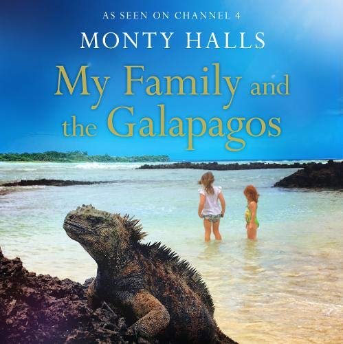 My Family and the Galapagos cover art