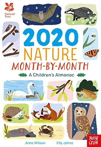 National Trust: 2020 Nature Month-By-Month: A Children's Almanac
