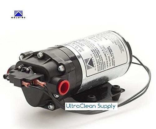 Best Bargain UltraClean Supply AQUATEC 220 PSI 115V Carpet Cleaning Extractor Pump Mytee Sandia EDIC