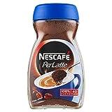 NESCAFÉ PERLATTE Caffè Solubile Barattolo, 100 g...