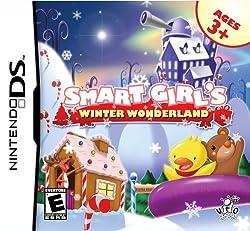 Smart Girl's: Winter Wonderland - Nintendo DS: Video Games